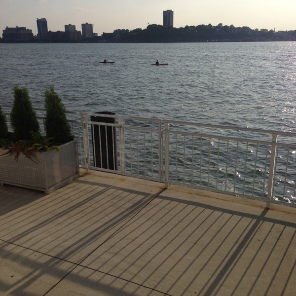 Photo taken at The Lighthouse at Chelsea Piers by Colby M. on 6/9/2013