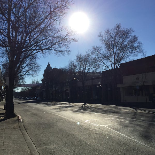 Photo taken at City of St. Helena by EArchitect on 1/1/2015