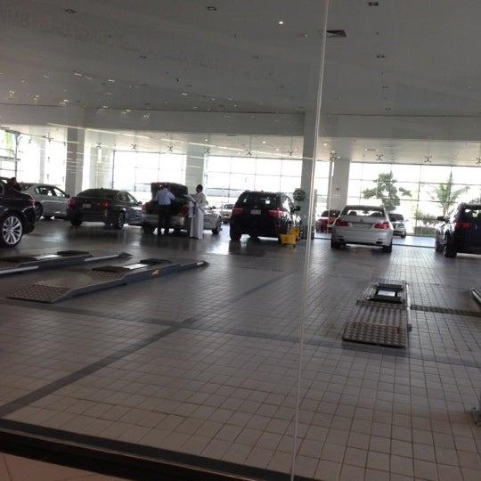 Al Naghi BMW Service Center