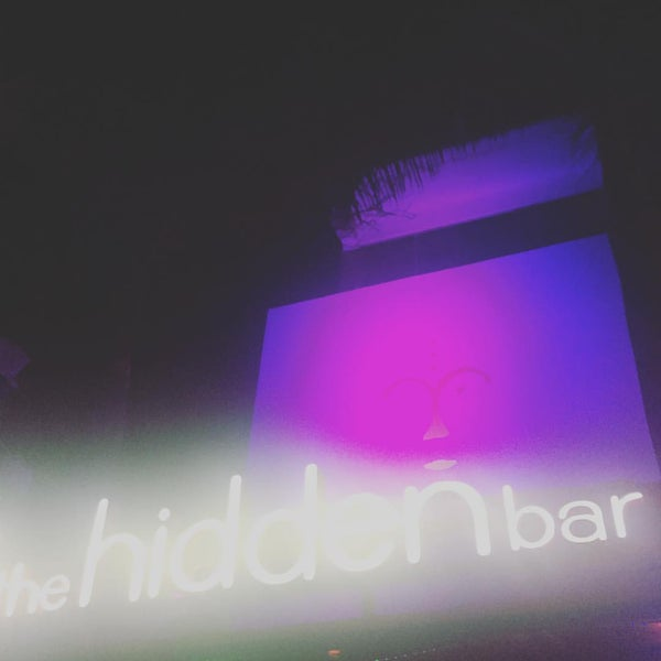 Photo taken at The Hidden Bar by Juan H. on 1/10/2016