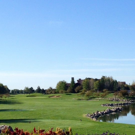 Photo taken at Wilderness Ridge Golf by Bruce B. on 9/23/2012