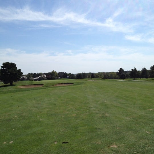 Photo taken at Wilderness Ridge Golf by Bruce B. on 9/14/2012