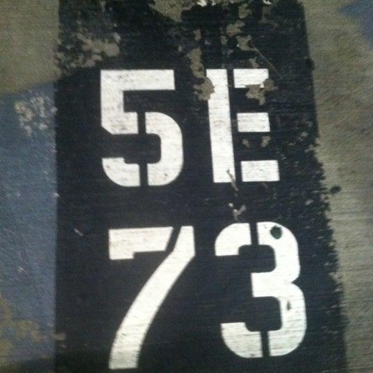 Photo taken at Sea-Tac Airport Parking Garage by Rod B. on 9/19/2012