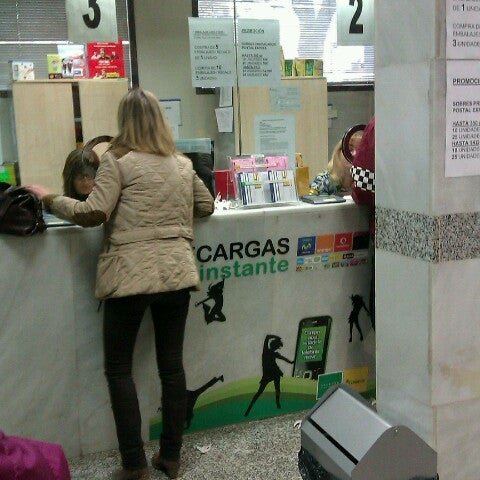 Oficina correos 1 tip for Oficina correos barcelona