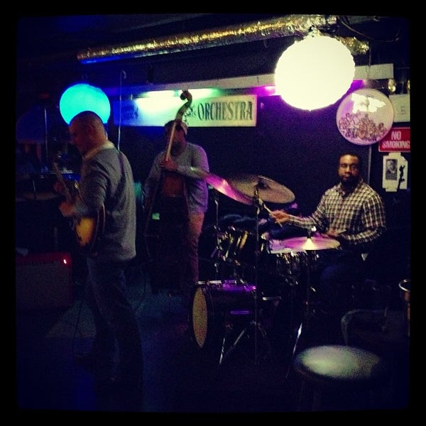 Photo taken at Fat Cat by James D. on 12/29/2012