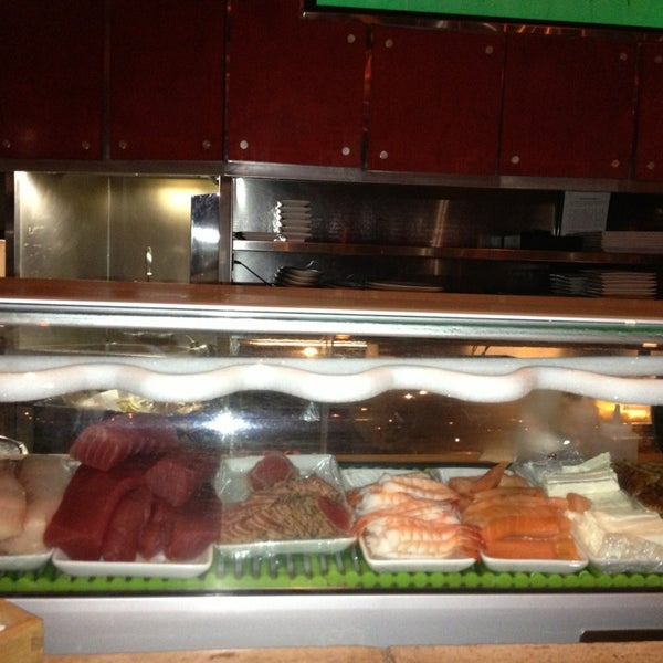 Photo taken at RA Sushi by Phillip M. on 1/25/2013