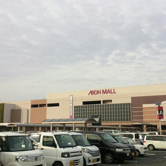 Photo taken at AEON Mall by C A. on 11/7/2015