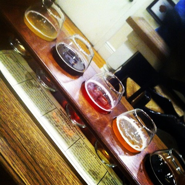 Photo taken at The Bruery Provisions by Mike A. on 12/6/2012