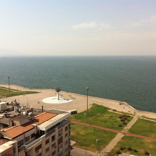 9/28/2012 tarihinde Volki İ.ziyaretçi tarafından Ege Palas Business Hotel'de çekilen fotoğraf