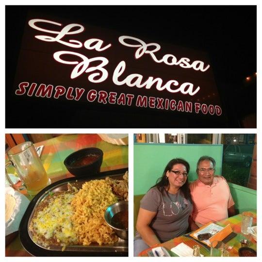 La Rosa Blanca Restaurant Sacramento