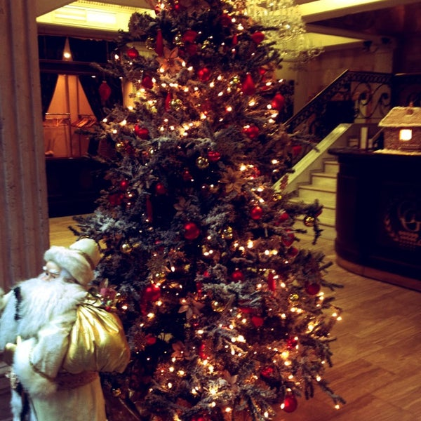 Снимок сделан в Golden Garden Boutique Hotel пользователем Аня Ю. 12/31/2012