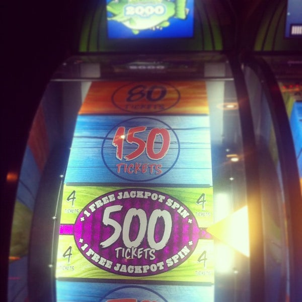 Photo taken at Dave & Buster's by Baby G. on 10/6/2012