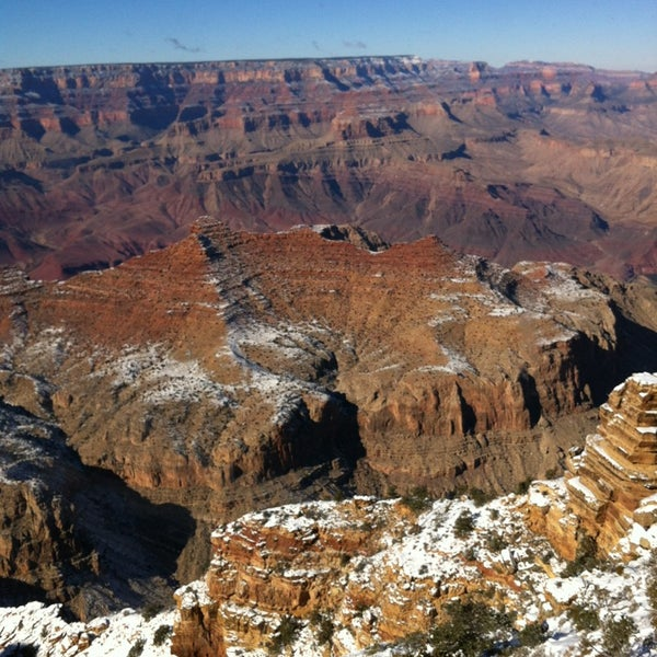 Photo taken at Grand Canyon National Park by Amy L. on 1/1/2013