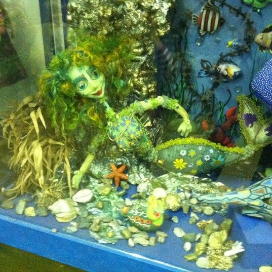 Снимок сделан в Музей кукол пользователем АлекСандр В. 11/24/2012