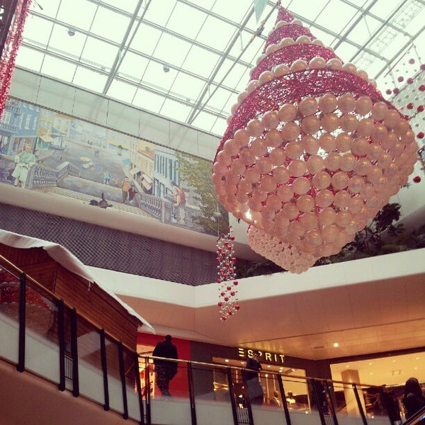 Photo taken at City 2 Shopping Mall by Vova B. on 12/20/2012