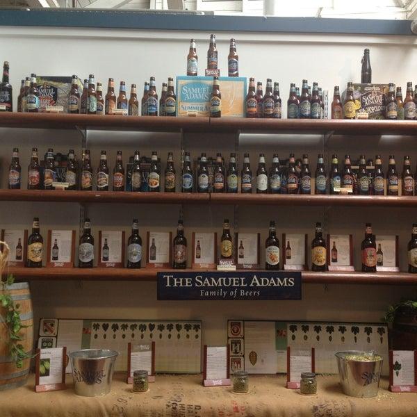 Photo taken at Samuel Adams Brewery by Trisha B. on 6/8/2013