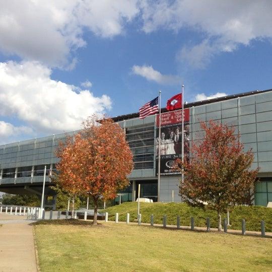Foto tomada en William J. Clinton Presidential Center and Park por Jim V. el 10/24/2012