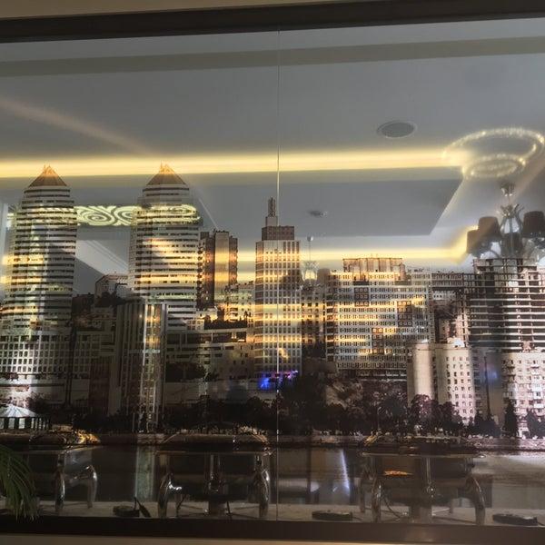 Снимок сделан в Premier Hotel Abri пользователем prunechka 3/1/2017