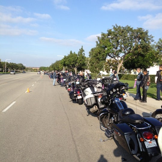 Photo taken at Orange County Harley-Davidson by Carolyn W. on 11/2/2012