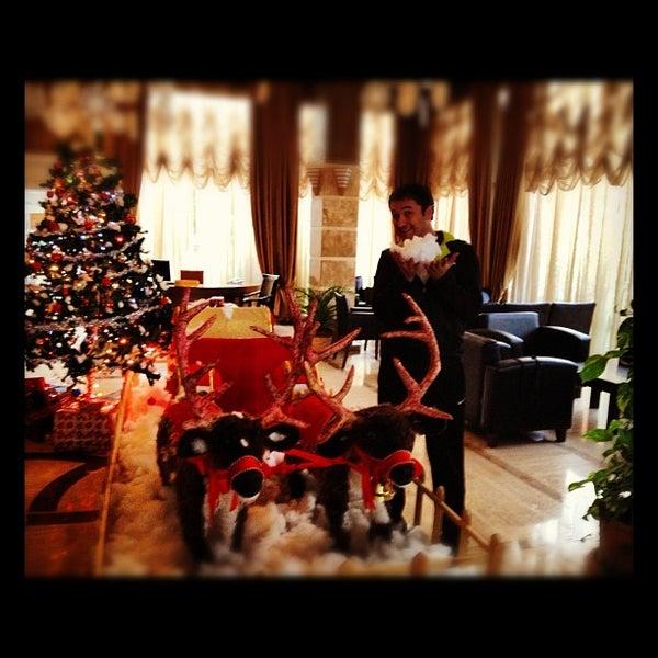 12/8/2012 tarihinde Volkan Y.ziyaretçi tarafından Royal Atlantis Spa & Resort'de çekilen fotoğraf