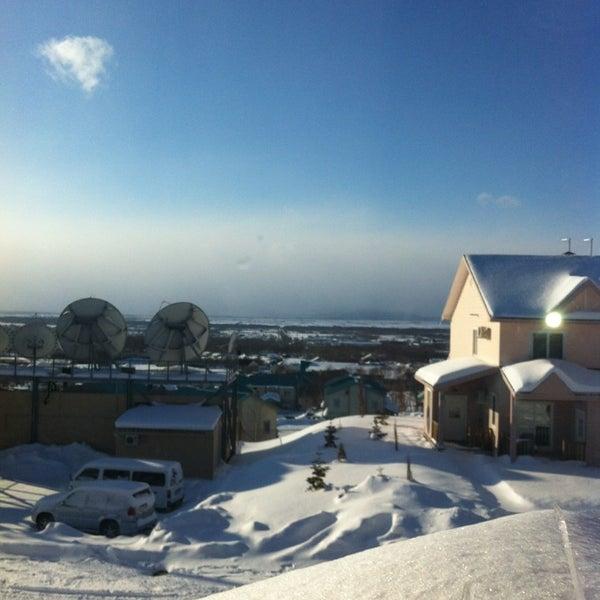 Снимок сделан в Рабочий поселок Зима пользователем Katarina 12/31/2012