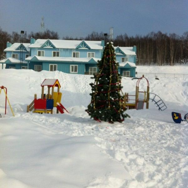 Снимок сделан в Рабочий поселок Зима пользователем Katarina 1/2/2013