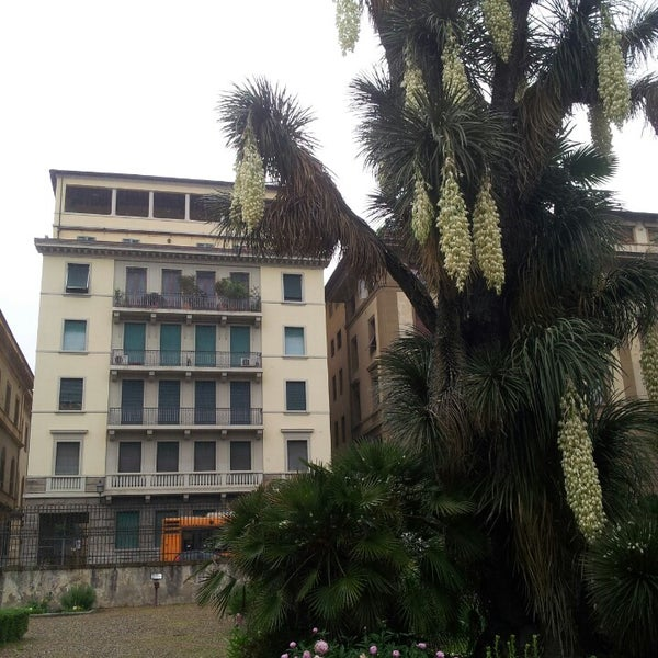 Photo taken at Museo di Storia Naturale, Orto Botanico by Philipp M. on 5/10/2013