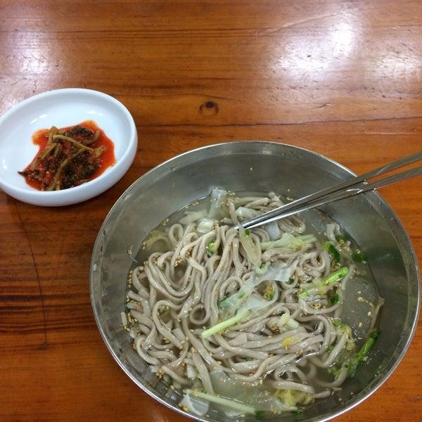 Photo taken at 하단 by JinHoo L. on 7/30/2014