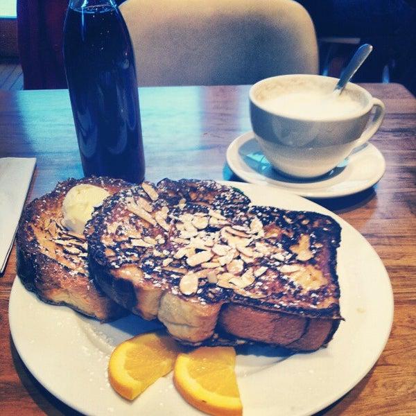 Milk And Honey Cafe Chicago