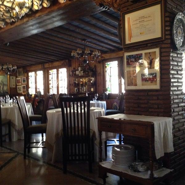 Foto tomada en Restaurante Ruta del Veleta por laguiadegranada el 8/31/2014