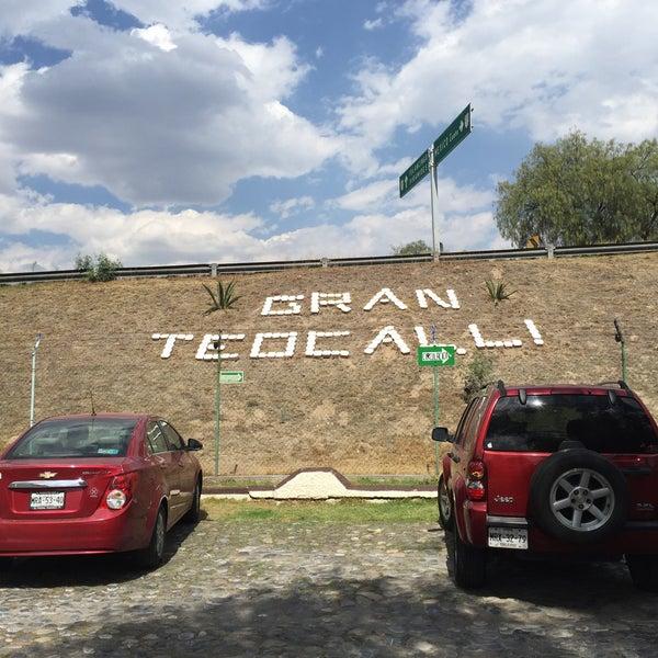 Foto tomada en Gran Teocalli por Marco S. el 3/25/2017