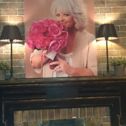 Photo taken at The Paula Deen Store by Maritza M. on 1/19/2013