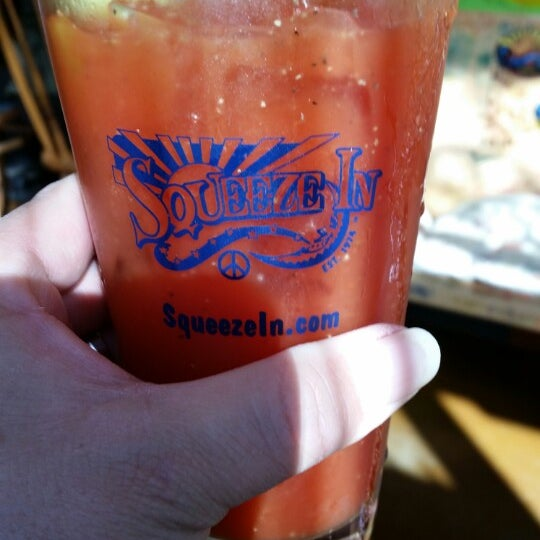 Photo taken at Squeeze In by Dory on 1/24/2015