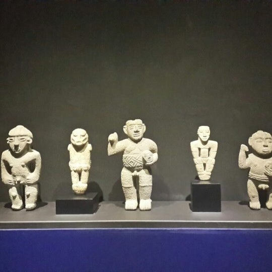 Photo taken at Museo de Jade by Syl on 5/29/2014
