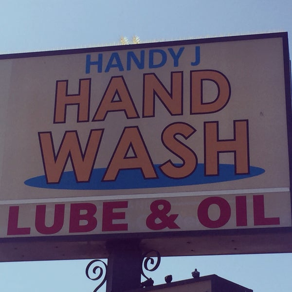 Photo taken at Handy J Car Wash by Ed M. on 10/3/2015