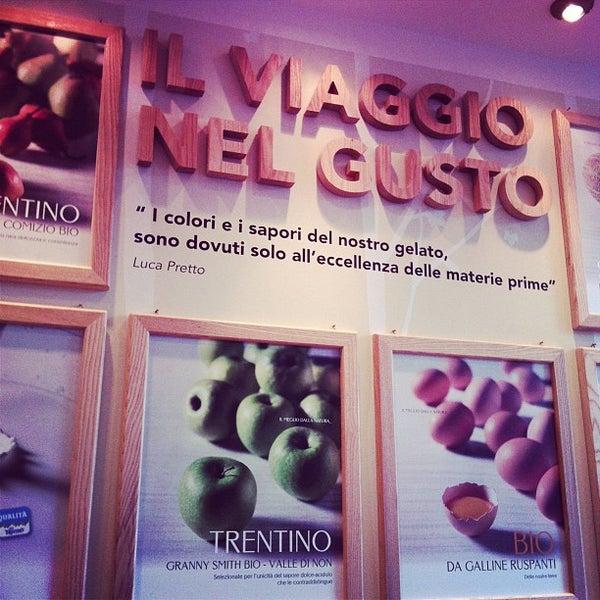 Foto scattata a Pretto Gelato Arte Italiana da Nicola L. il 1/5/2013