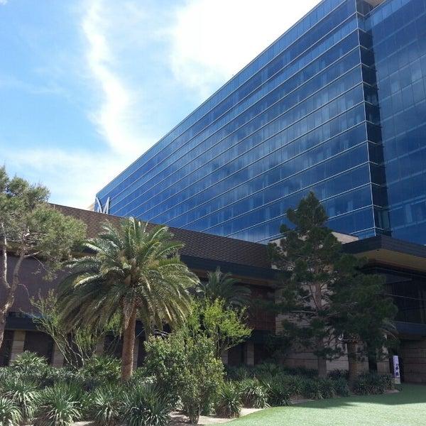Photo taken at M Resort Spa Casino by Edward G. on 4/3/2013