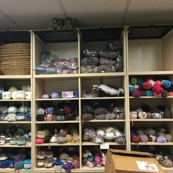 Seaport yarn arts crafts store in new york for Craft stores in nyc