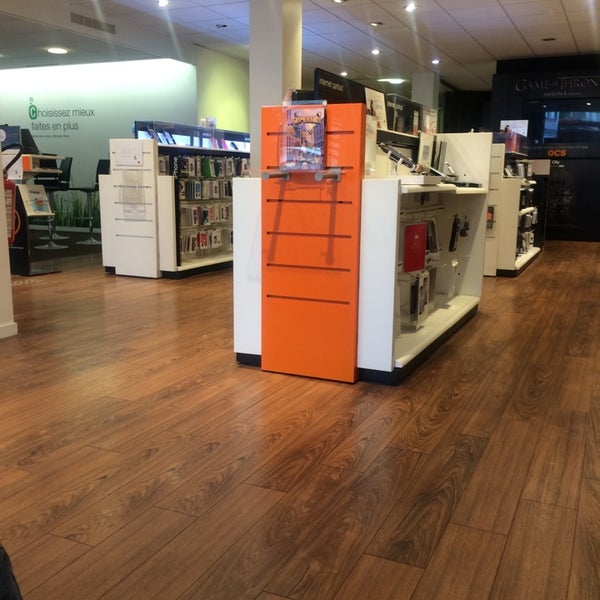 Boutique orange magasin de t l phonie mobile le mans - Magasin deco le mans ...