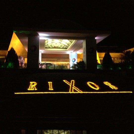 11/17/2012 tarihinde Murat C.Bziyaretçi tarafından Rixos Premium Belek'de çekilen fotoğraf