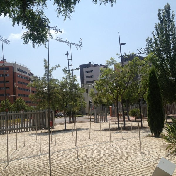 Photo taken at Universitat Jaume I (UJI) by Rebeca R. on 7/24/2013