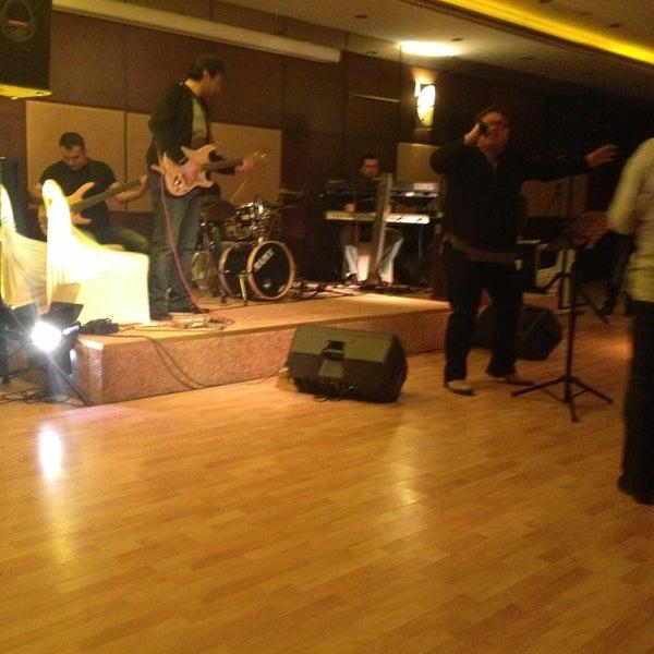 2/14/2013 tarihinde Dilek Ö.ziyaretçi tarafından CK Farabi Hotel'de çekilen fotoğraf