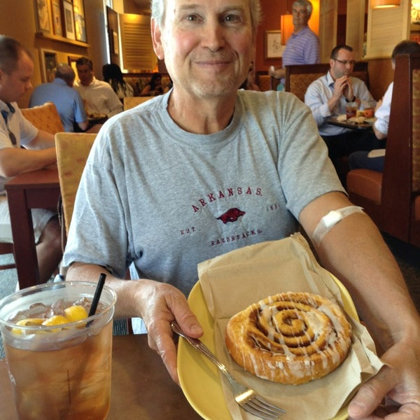 Photo taken at Panera Bread by  Frank S. on 7/16/2013