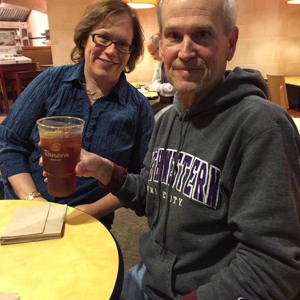 Photo taken at Panera Bread by  Frank S. on 12/11/2015