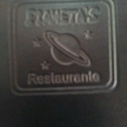 Foto tirada no(a) Restaurante Planeta's por Eliezer M. em 1/23/2013
