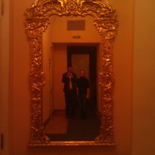 Снимок сделан в Дом Актёра пользователем Kirill T. 10/27/2012