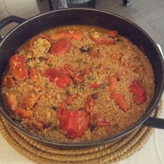 Foto tomada en Restaurant Balandra por Tarragona C. el 10/7/2012
