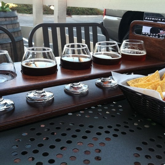 Photo taken at The Bruery Provisions by Giang P. on 10/4/2012