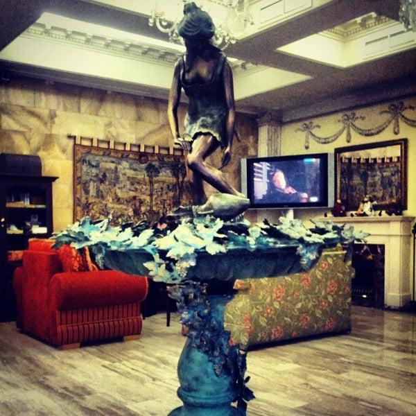Снимок сделан в Golden Garden Boutique Hotel пользователем Daria К. 2/20/2013
