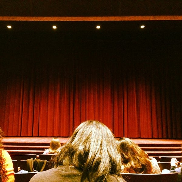 Photo taken at Norris Cinema Theater (NCT) by Jake L. on 12/20/2013